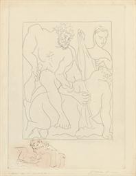 Hercule tue le Centaure Nessus