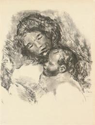 Maternité (Delteil 50)