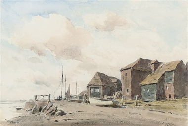 The quay at Bosham, West Susse