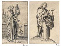 Israhel van Meckenem (circa 1440-1503)