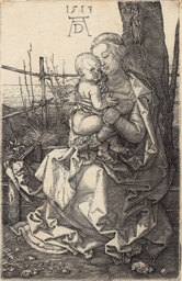 The Virgin and Child seated by
