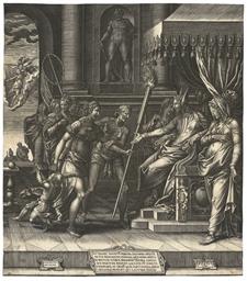 The Calumny of Apelles (B. 64;