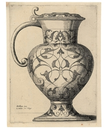 Jug with Arabesques (Penningto