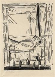 Gelmeroda, from: Meistermappe