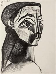 Portrait de Femme II (M. 272;