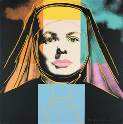 The Nun, from Ingrid Bergman (