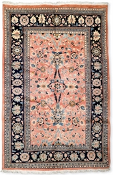 A West Persian carpet