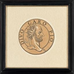 Portrait Medallions of Roman E