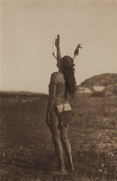 The Sun Dancer, 1907