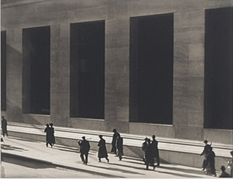 Wall Street, New York, 1915