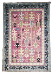 AN ALPUJARRA CARPET,