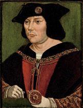 Portrait of Guillaume de Croy (1458-1521), bust-length, in a fur-lined coat