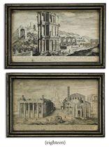 After Etienne Duprac (ca 1525-1604) by Aegidius Sadeler (157