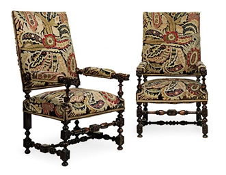 A PAIR OF ANGLO-DUTCH BAROQUE