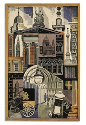 EDWARD BAWDEN, R.A. (BRITISH,