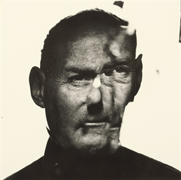 Irving Penn, Self Portrait, Ne