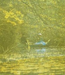Two in a Canoe, 1954