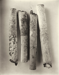 Cigarette No. 86, 1972