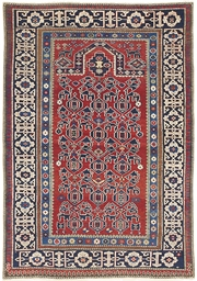 A KONAGKEND PRAYER RUG