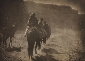 The Vanishing Race, 1904