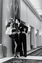 Woman into Man, Vogue, Paris,