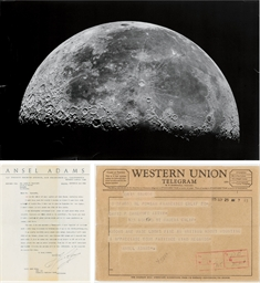 Lunar study from a Lick Observ