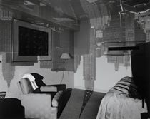 Camera Obscura Image of the Chrysler Building in the Hotel Room, 1999