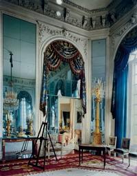 Salon des Glaces, Grand Triano