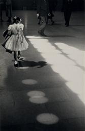 Young Girl, Penn Station, NYC,