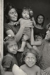 Family, Mexico, 1934