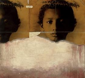 Retrato de Niño, 1990-1992