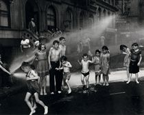Summer, the Lower East Side, c. 1937