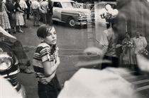 Accident, N.Y.C., 1952