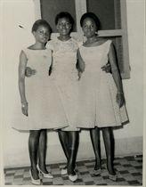 Les Vrais Lycéennes, Bal Fin d'Année, Lycée de Filles, 1966