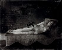 Nude on Chaise, New Orleans, 1911-1913