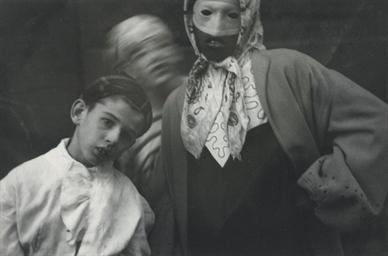 Halloween, 1956