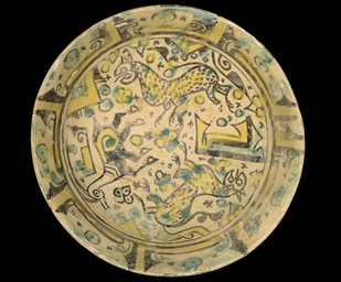 A NISHAPUR BOWL, IRAN, 10TH CE