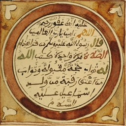 A SMALL MAGHREBI QUR'AN, NORTH