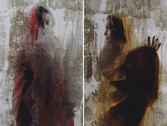 Two Works From The Series Be C