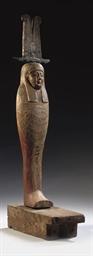 AN EGYPTIAN-STYLE PTAH-SOKAR-O