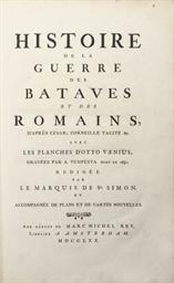 SAINT-SIMON, M. MARQUIS DE, HI