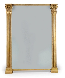 A REGENCY GILTWOOD AND GILT CO