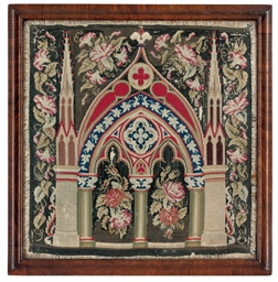 A GOTHICK NEEDLEWORK