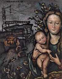 Madonna and Lianozovo