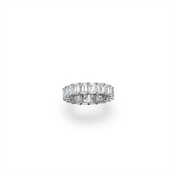 A DIAMOND ETERNITY BAND, BY TI