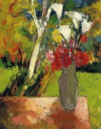 Bouquet d'aromes à l'arbre