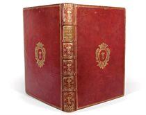 CHABERT, Joseph Bernard, marquis de (1724-1805). Voyage fait par ordre du roi en 1750 et 1751, dans l'Amérique septentrionale, pour rectifier les cartes des côtes de l'Acadie, de l'Isle Royale & l'isle de Terre-Neuve. Paris: Imprimerie royale, 1753.