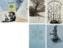 VILMORIN, Louise de (1902-1969). 94 lettres, cartes postales et poèmes à Maurice Pianzola. 9 octobre 1961 - 10 novembre 1967.