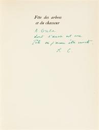 CHAR, René (1907-1988). Le Rem
