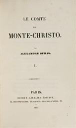 DUMAS, Alexandre (1802-1870).